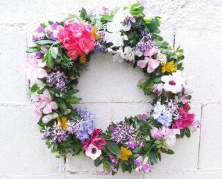 Spring time !!! 🌸🌼🌸🌼 #mynameismomcy #springishere🌸 #στεφανιπρωτομαγιατικο